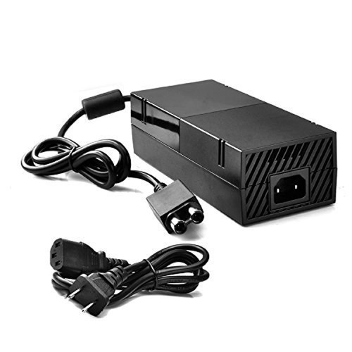 Replacement Power Supply Adapter Charger Brick-Power Cord for Xbox One