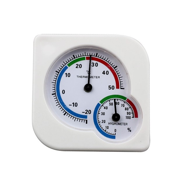 Indoor Outdoor MIni Hygrometer Thermometer Temp Temperature Meter New