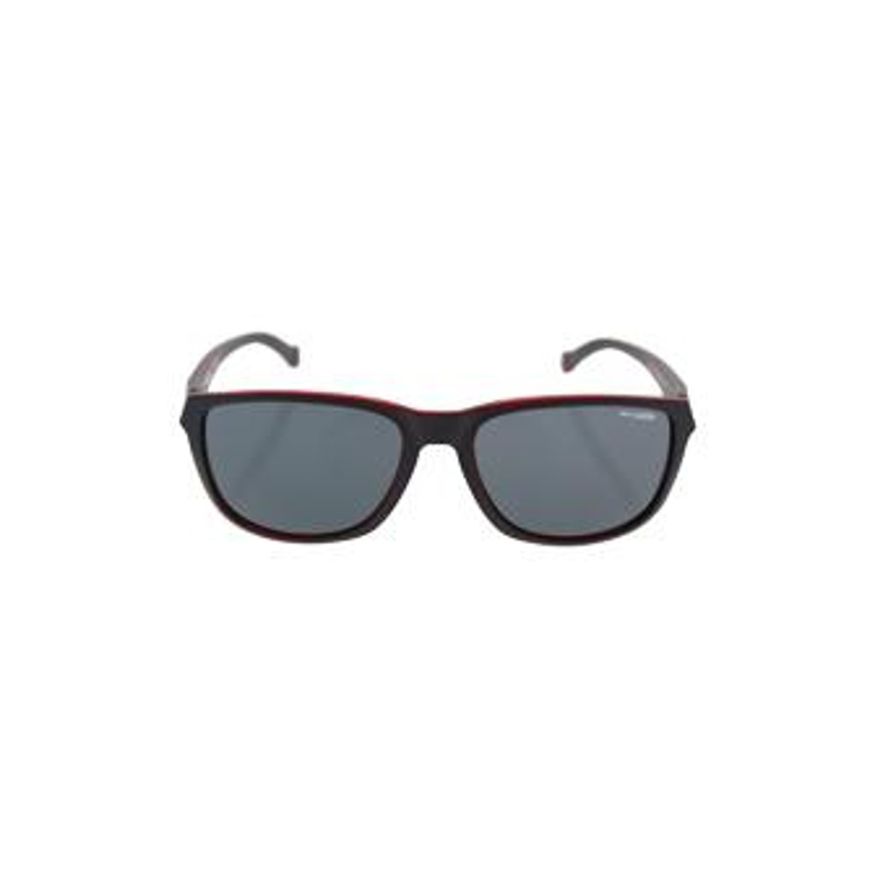 dab693739f Arnette An 4214 2312/87 Straight Cut - Matte Black On Opal Red/gray ...