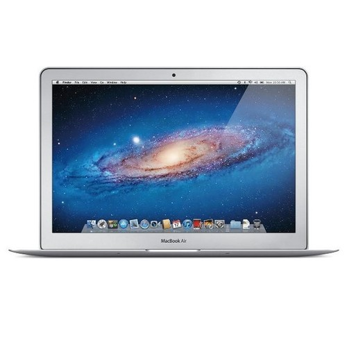 "Apple MacBook Air MD760LL/B 13.3"" 256GB, Silver (Scratch and Dent)"