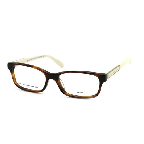 Marc by Marc Jacobs Women's Eyeglasses MMJ 578 C4D Havana/Cream 51 16 140