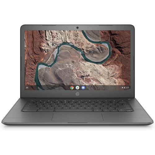 "HP Chromebook 14-db0002ca 14"" 64GB AMD A4-9120C, Chalkboard Gray"