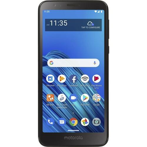 Tracfone Motorola E6 4G LTE 16GB Prepaid Phone