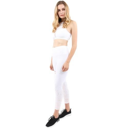 Pescara Legging - White