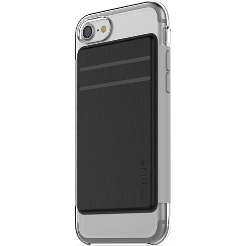 Mophie Hold Force wallet Base Case - BLACK