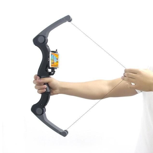 Bluetooth Gaming Virtual Archer Smartphone AR Bow