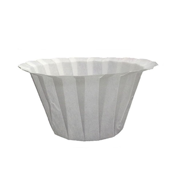 100pcs Home Kitchen Paper Filters Cups Replacement Coffee Filters