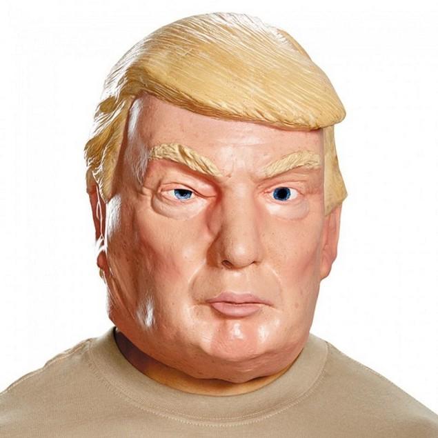 Donald Trump Adult Vinyl Mask