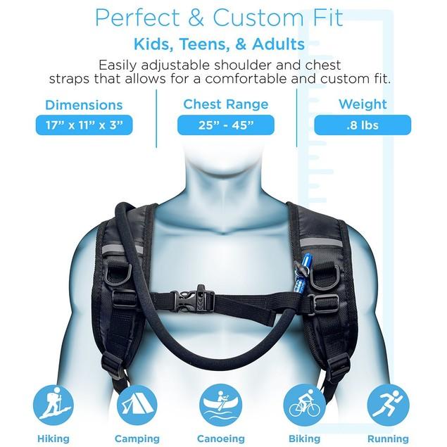 Aduro Sport Hydro-Pro Hydration Backpack
