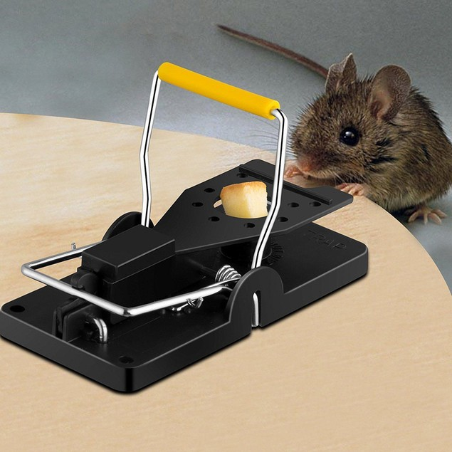 Rat Traps Heavy Duty Mice Mouse Trap-Easy Set Catching Killer New