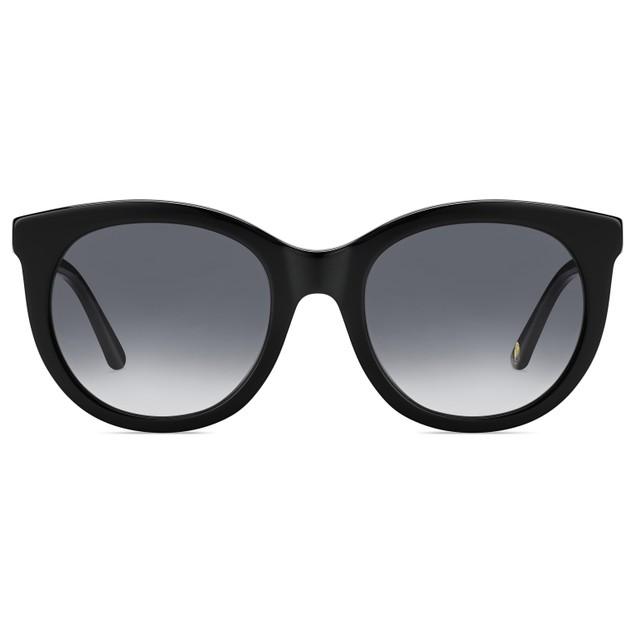 Juicy Couture Women Sunglasses JU608S 0807 Black 53 21 140 Rectangle Gradient