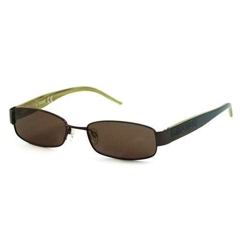 Just Cavalli Women's Sunglasses JC0165 830 Brown 52 17 135 Full-Rim Oval