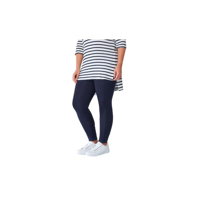 Women's Skinny Fit Cotton Full Length Leggings
