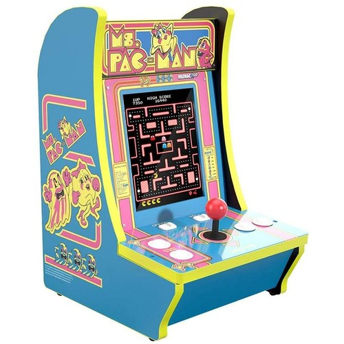 Ms. PAC-MAN Counter-Cade (4 Games)