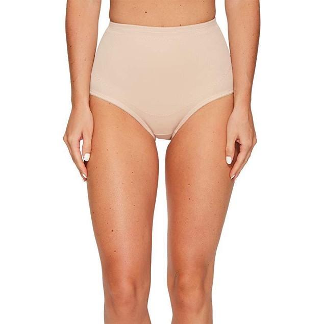 Miraclesuit Shapewear Women's Flex Fit Waistline Brief Nude SZ: S