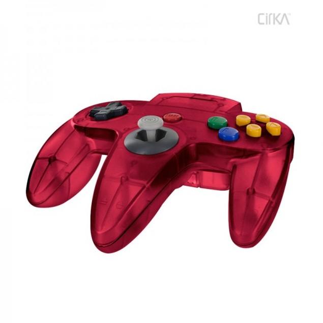 Nintendo 64 N64 Cirka Controller (Watermelon)