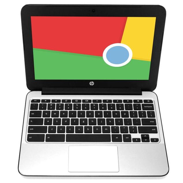 HP Chromebook V2W29UT