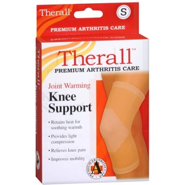 FLA Orthopedics Therall Joint Warming Knee Support 4 Way Stretch Material