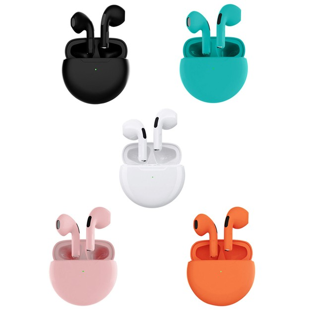New Pro Wireless Earbuds & Charging Case - 5 Colors