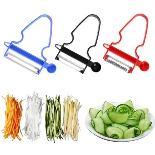 3 Pcs/Set Slicer Shredder Peeler Cutter Knife  Kitchen Fruit Vegetable Tools