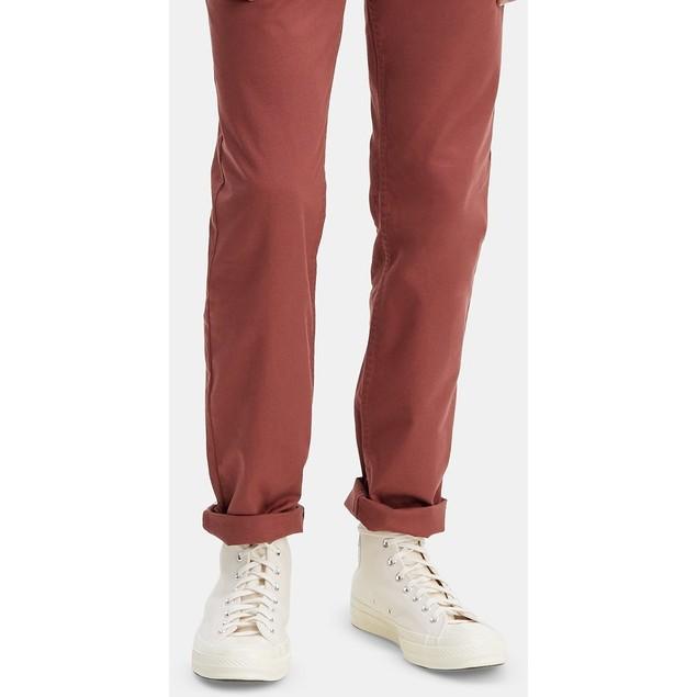 Levi's Men's 511 Slim Fit Hybrid Trousers Brown  Size 32X32