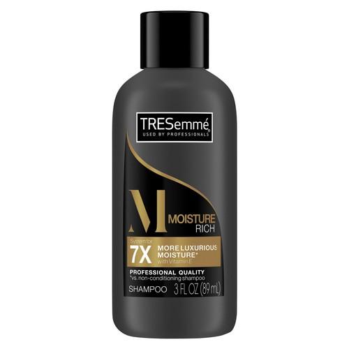 TRESemme Extra Hold Luxurious Moisture Rich Vitamin E Shampoo, 3 Ounce