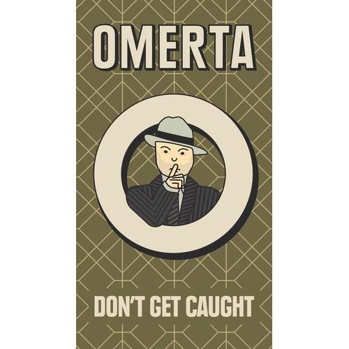 Omerta Card Game