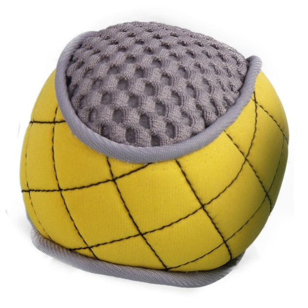 Bark-Active Neoprene Mesh Flotation Dog Toy