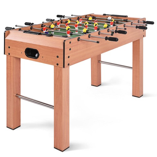 Costway 48''  Foosball Table Competition Game Soccer Arcade Sized Football