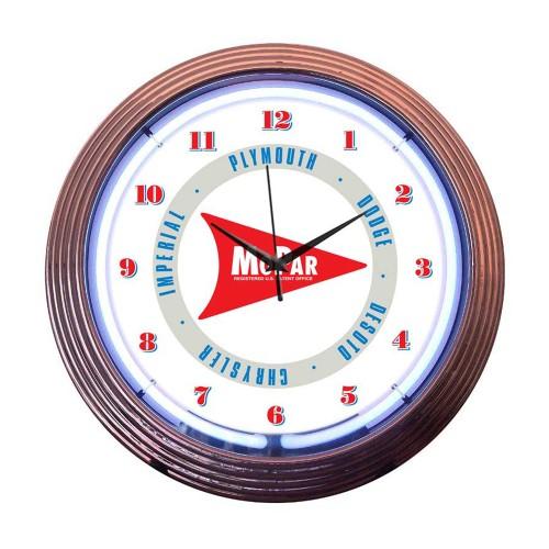 Neonetics Gm Oldsmobile Service Neon Clock