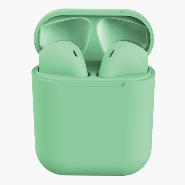 Touch Control Wireless Earbuds with Charging Case – Assorted Colors
