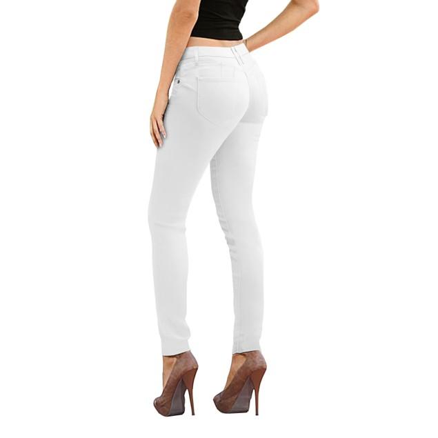Hybrid & Co Butt Lift Stretch Jeans (Reg & Plus)