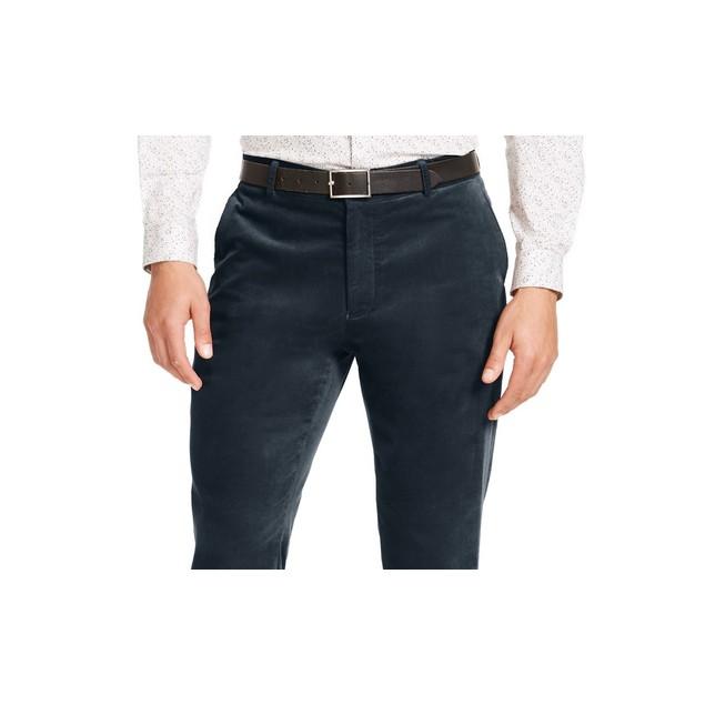 INC International Concepts Men's Slim-Fit Velvet Pants Black Size 32