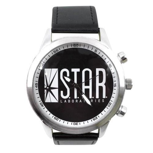 Flash Star Laboratories Watch with Adjustable Strap