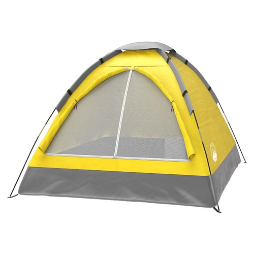 2-Person Dome Tent- Rain Fly & Carry Bag- Easy Set Up-Great
