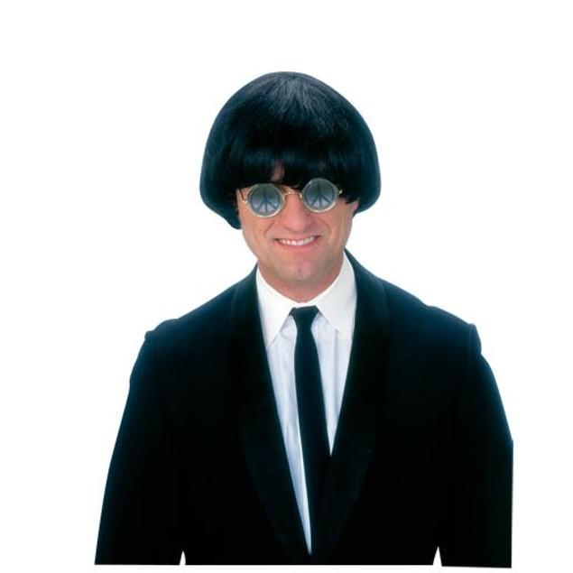 Beatles Adult Wig Mop Top John Paul George Ringo Sonny Short Yeah Yeah Yeah