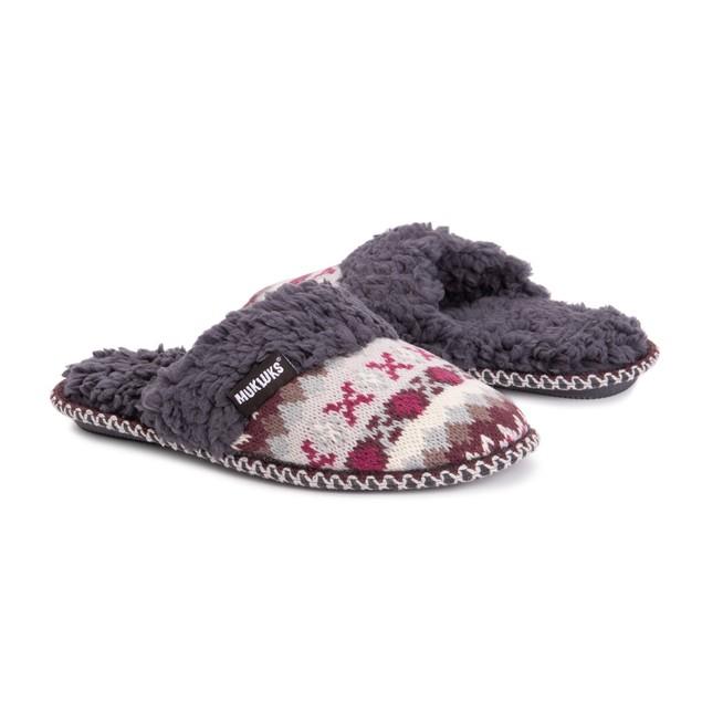 MUK LUKS ® Women's Frida Scuff Slippers
