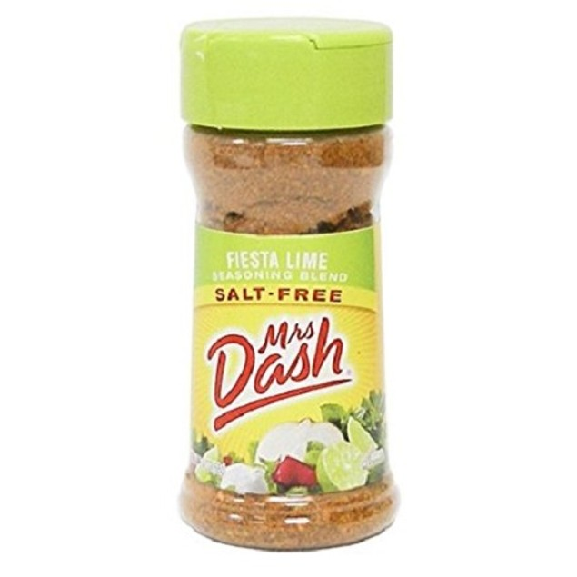 Mrs Dash Fiesta Lime Seasoning Blend
