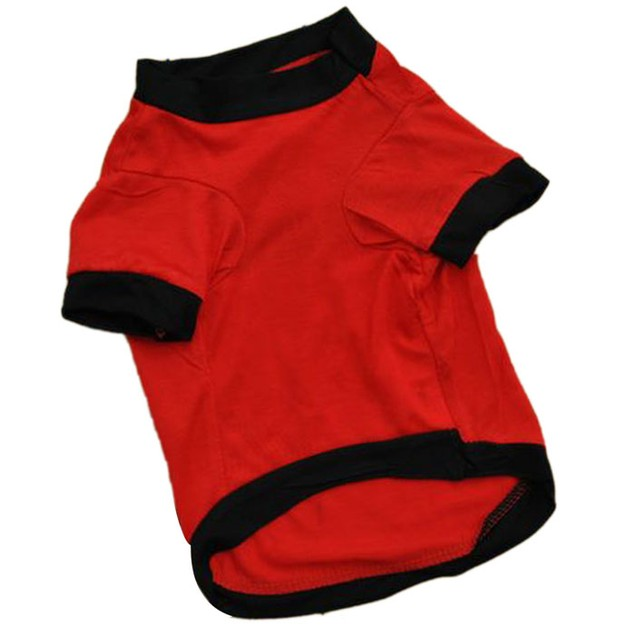 Pet Puppy Small Dog Cat Pet Clothes Vest T Shirt Apparel Hot