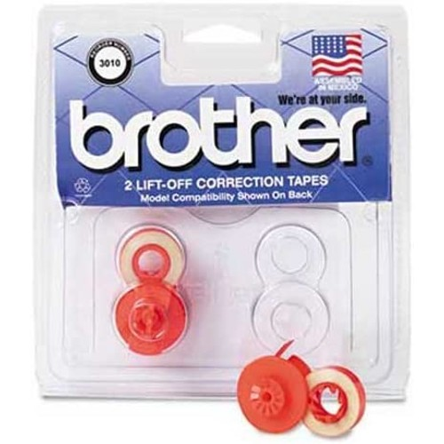 Brothers Brother 3010 Compatible Lift-Off Correction Tape