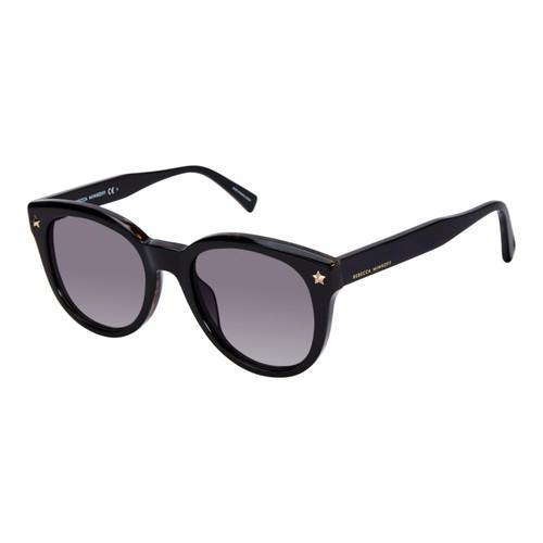 Rebecca Minkoff Women Sunglasses RMBROOKE2S Black 51 20 140 Round/Oval Gradient