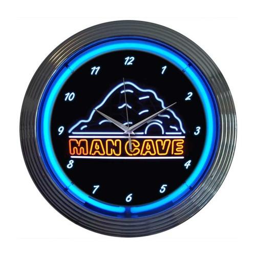 Neonetics Muscle Car Garage Neon Clock