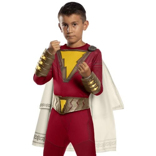 Kids Shazam Belt and Gauntlet Set