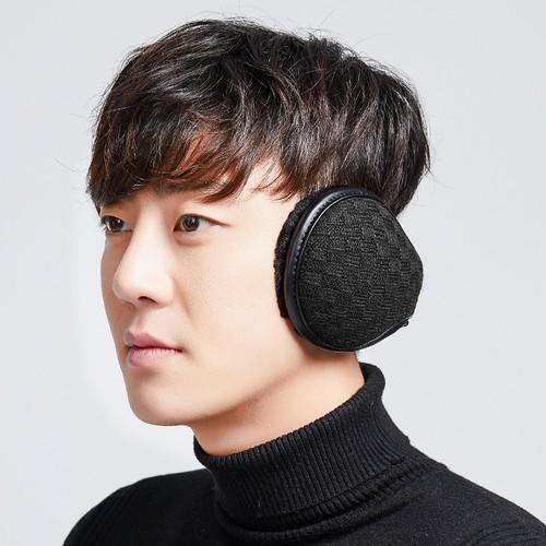 Men's Warm Winter Foldable Plush Earmuffs