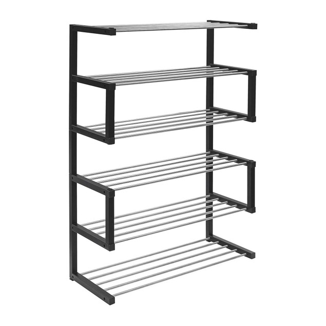 3 Shelf Shoe Storage Rack