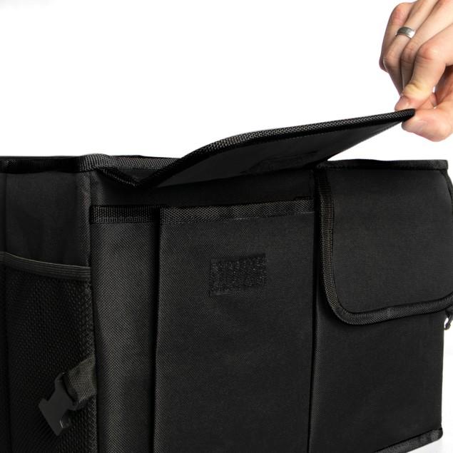 Folding Car Boot Organiser | Pukkr