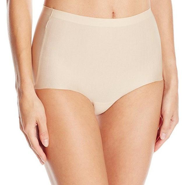Wacoal Women's Body Base Brief Panty, Sand, Small