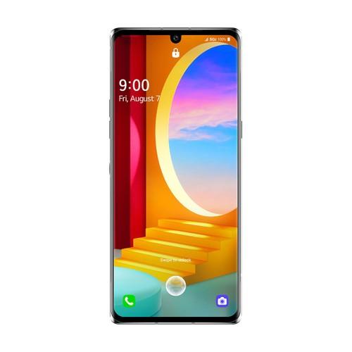 LG Velvet 5G 128GB LMG900TM T Mobile 6GB RAM Smartphone - Aurora White