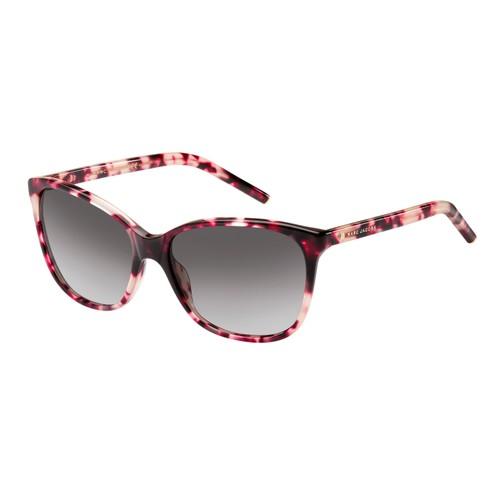 Marc Jacobs Women Sunglasses MARC 78S 0U1Z Pink Havana Rectangle Gradient