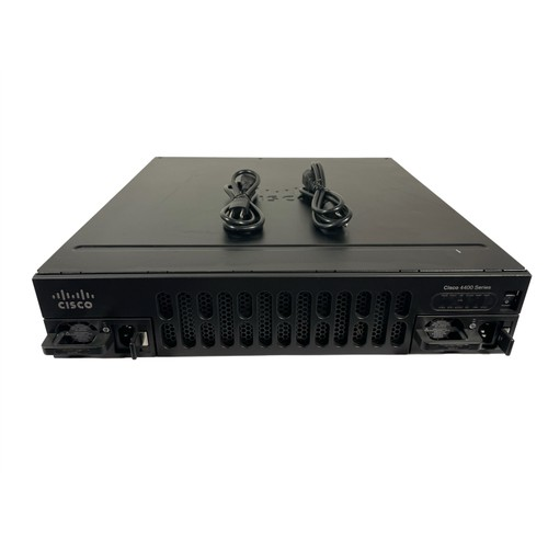 CISCO ISR4451-X-SEC/K9 Integrated Services Router w/ Security License (Refurbis